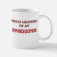 Proud Grandma of a Innkeeper Mugs
