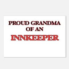 Proud Grandma of a Innkee Postcards (Package of 8)