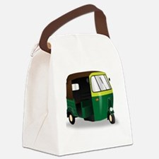 Funny Indians Canvas Lunch Bag