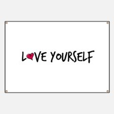 Love Yourself Banner