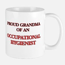 Proud Grandma of a Occupational Hygienist Mugs
