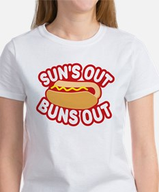 Sun's Out Buns Out T-Shirt