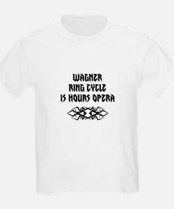 Wagner Ring Cycle T-Shirt