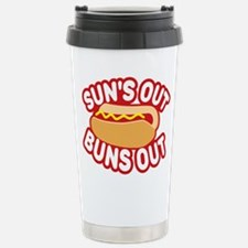 Sun's Out Buns Out Travel Mug