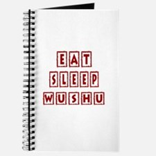 Eat Sleep Wushu Journal
