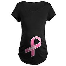 Survivor (Breast Cancer Ribbon) T-Shirt