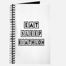 Eat Sleep Biathlon Journal