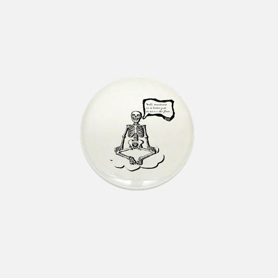 enlightenment Mini Button