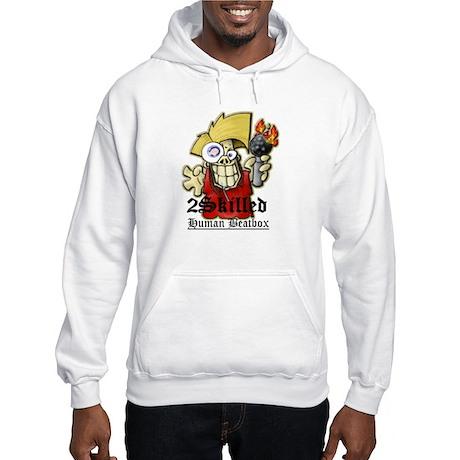 2skilled hoodie