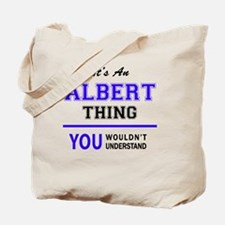 Cool Albert Tote Bag