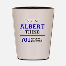 Cute Albert Shot Glass