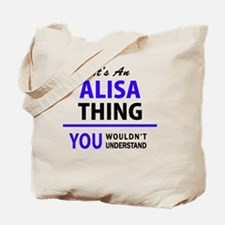 Unique Alisa Tote Bag