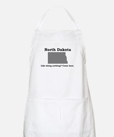 Like doing nothing BBQ Apron