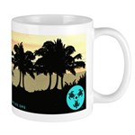 Turtle Hatchling Tropical Inspiration Mug