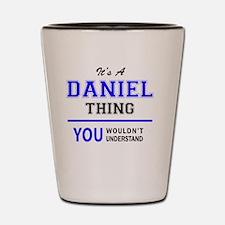 Cute Daniel Shot Glass