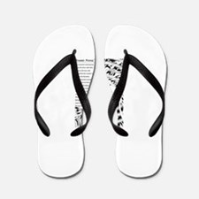 Unique Alan Flip Flops