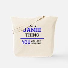 Unique Jamie Tote Bag