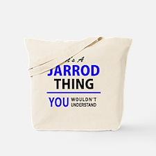 Unique Jarrod Tote Bag
