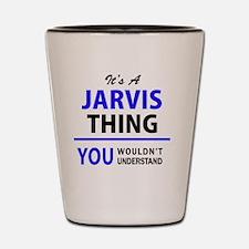 Unique Jarvis Shot Glass
