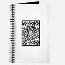 Celtic Knot Bare Branches Journal