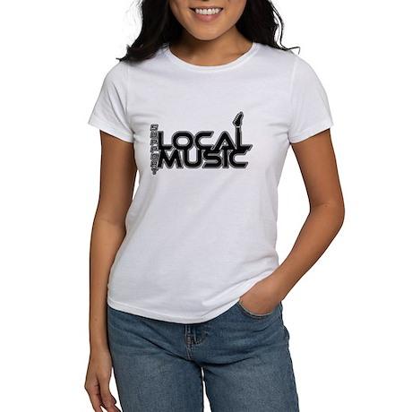 Support local music Women's T-Shirt
