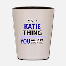 Cute Katie Shot Glass
