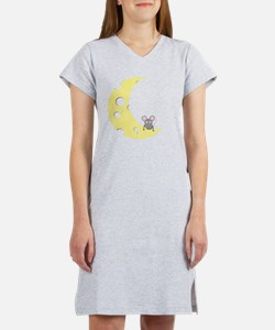 Cute Comic Women's Nightshirt