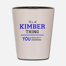 Unique Kimberly Shot Glass