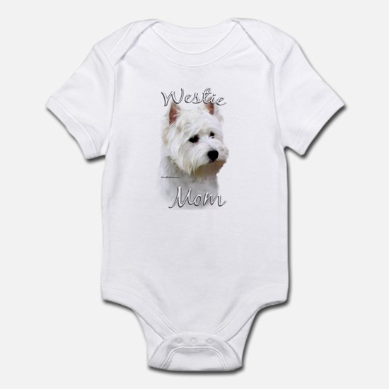Westie Mom2 Infant Bodysuit
