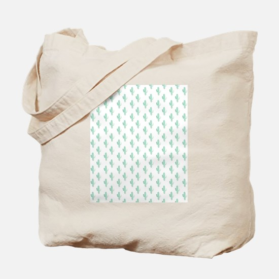 Unique Cactus Tote Bag