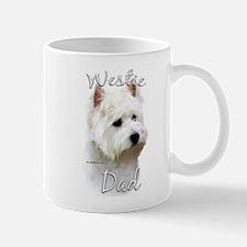 Westie Dad2 Mug