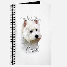 Westie Dad2 Journal