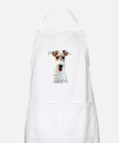 Wire Fox Mom2 BBQ Apron