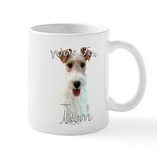 Wire Fox Mom2 Mug