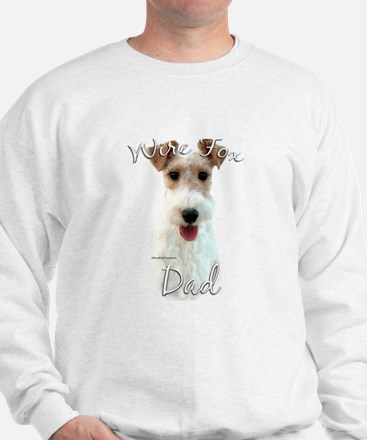 Wire Fox Dad2 Sweatshirt