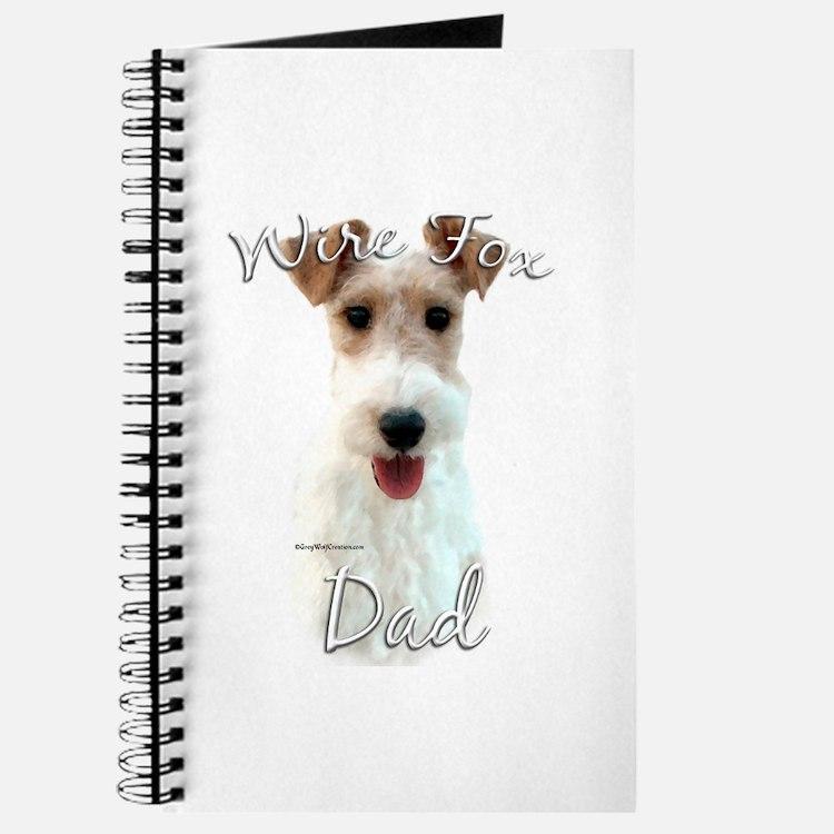 Wire Fox Dad2 Journal