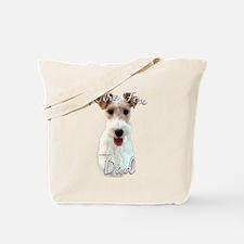 Wire Fox Dad2 Tote Bag