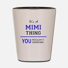 Cute Mimi Shot Glass