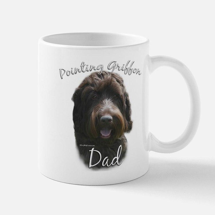 Griffon Dad2 Mug