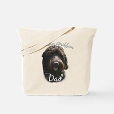 Griffon Dad2 Tote Bag