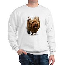 Yorkie Mom2 Sweatshirt