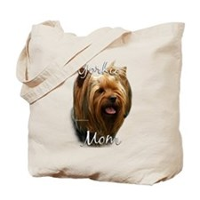 Yorkie Mom2 Tote Bag