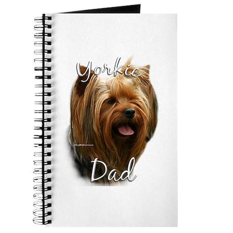Yorkie Dad2 Journal