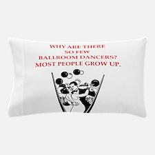 ballroom dancer Pillow Case