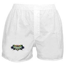Fordham (White) Boxer Shorts
