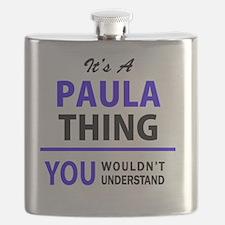 Cool Paula Flask