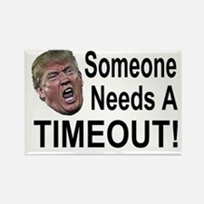 He needs a Timeout Magnets