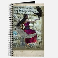 Raven's Daughter Untitled Grimoire Journal