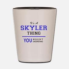 Skyler Shot Glass
