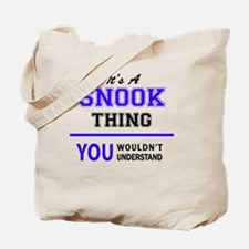 Funny Snook Tote Bag